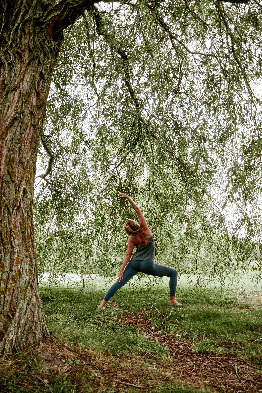 Individanpassad yoga med SRKC
