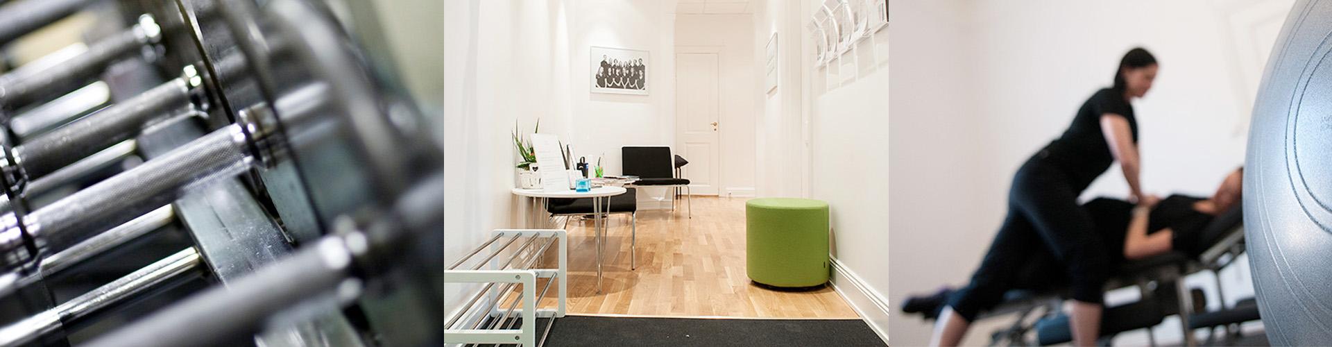 Föreläsningar hos Stockholms RehabKlinik CITY